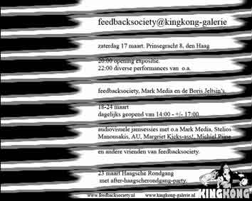 flyer feedback society